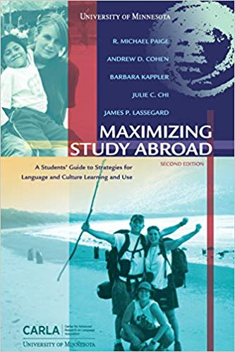 Maximizing Study Abroad: Student Guide - Book Cover