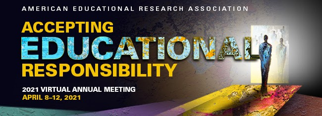 AERA conference logo - Accepting Educational Responsibility