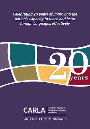 20th Anniversary Brochure Cover