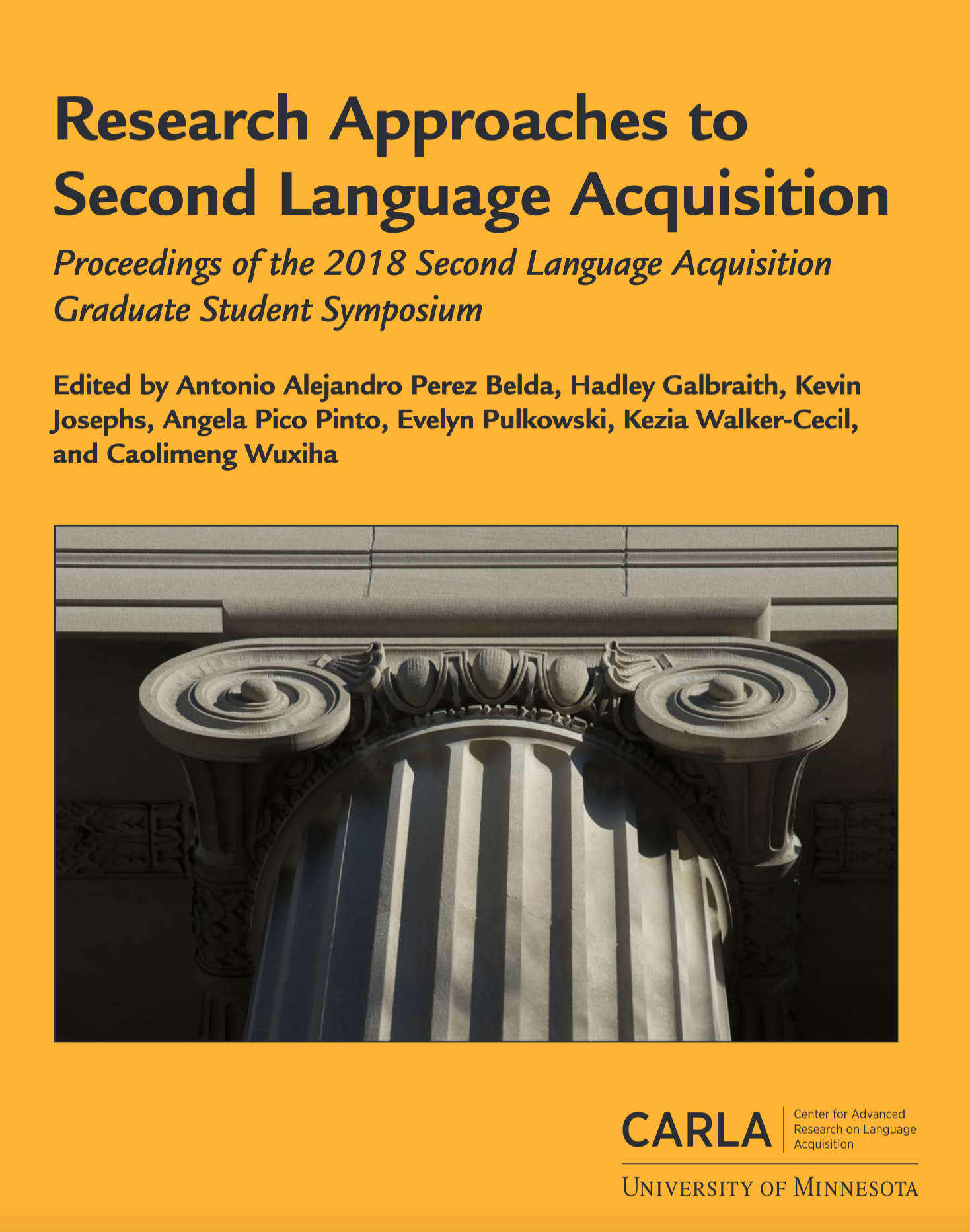 Research Approaches to Second Language Acquisition